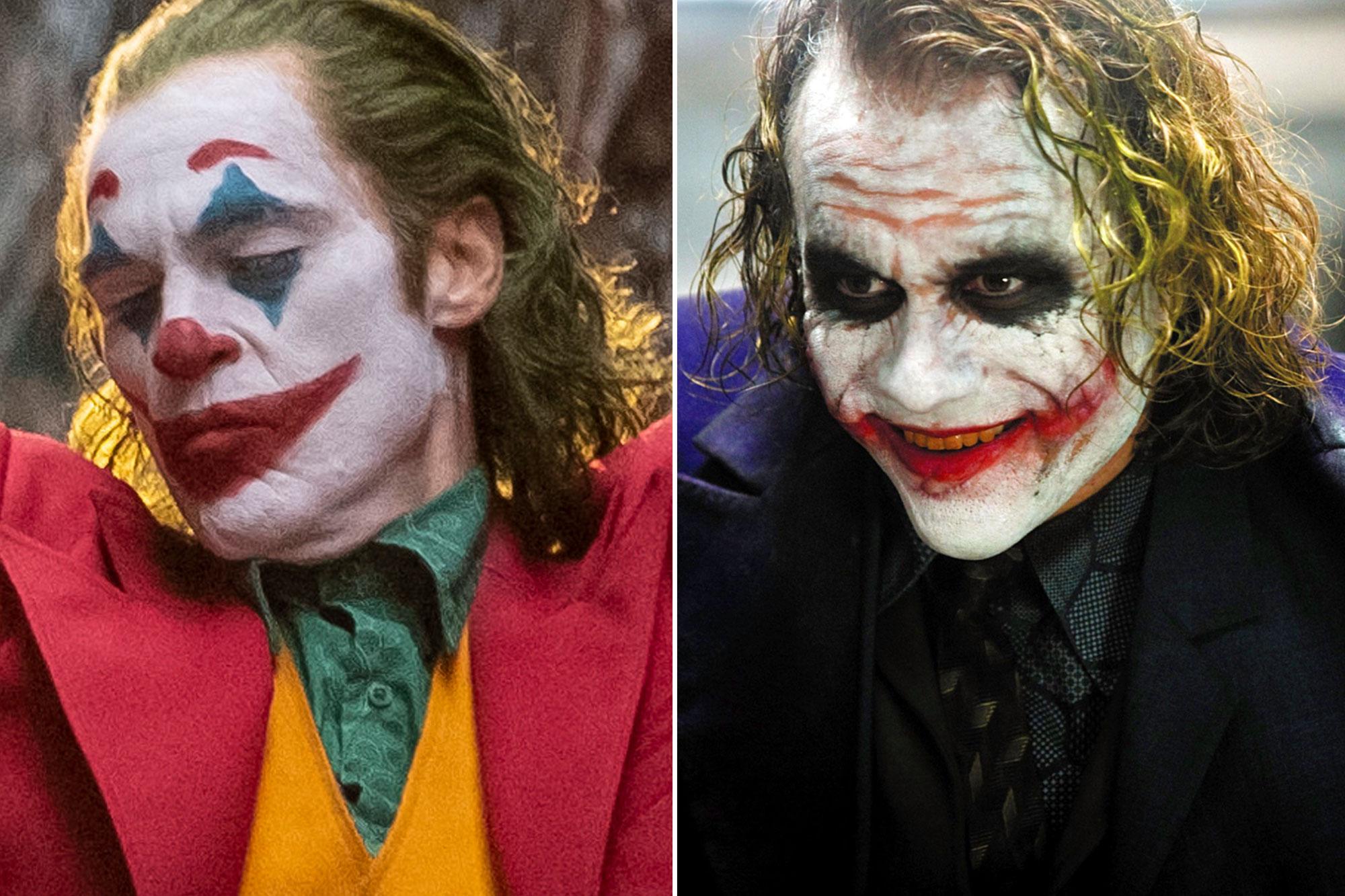 Heath Ledger Vs Joaquin Phoenix Poll: Joaquin Phoenix Says His Joker Version Is The Better Than