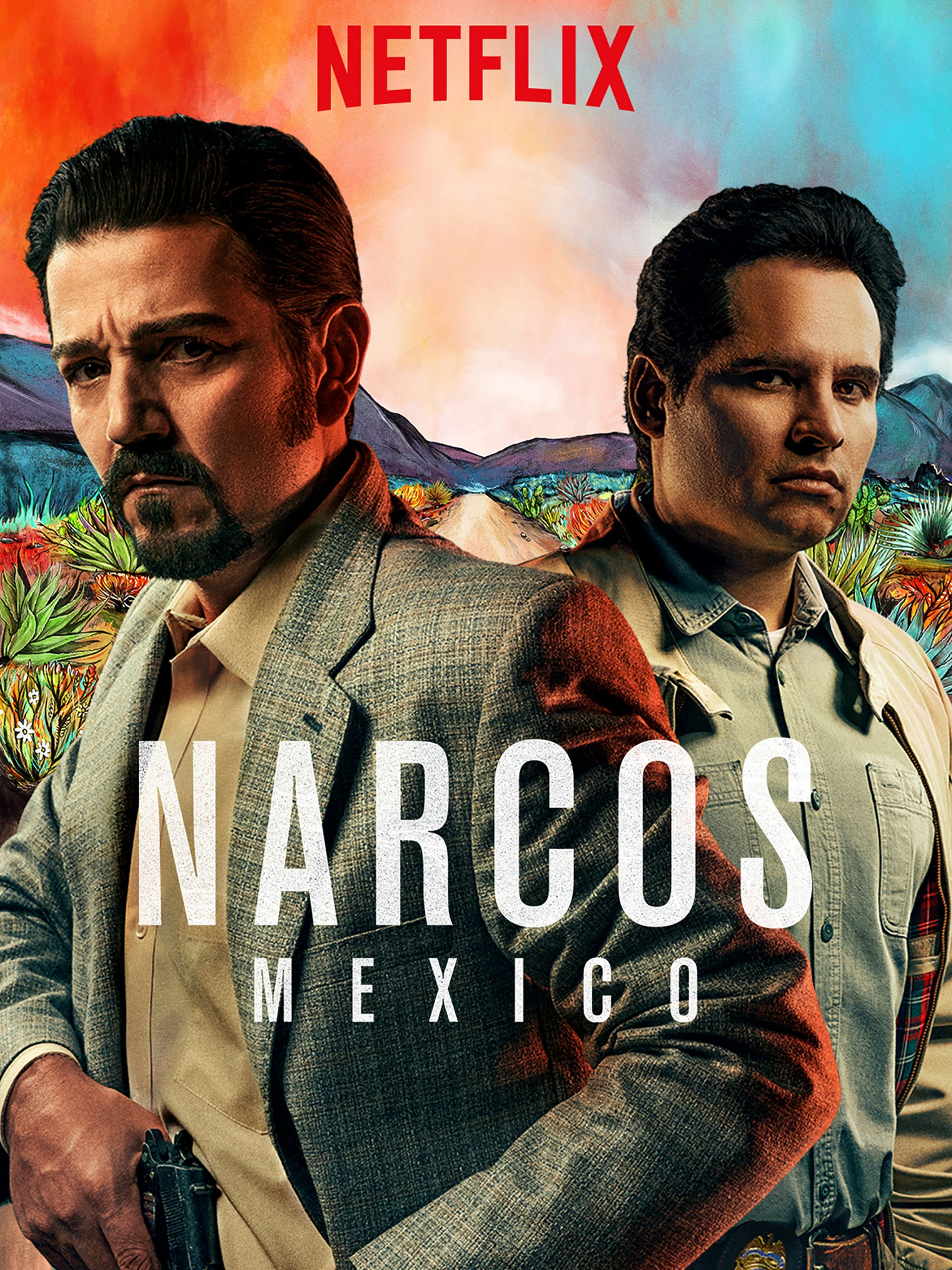 Narcos: Mexico (2020) S2 Hindi Dubbed Complete NF Series 720p HDRip 2.7GB Download