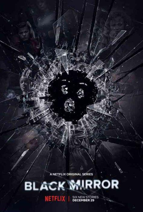 Black Mirror Season 6 poster