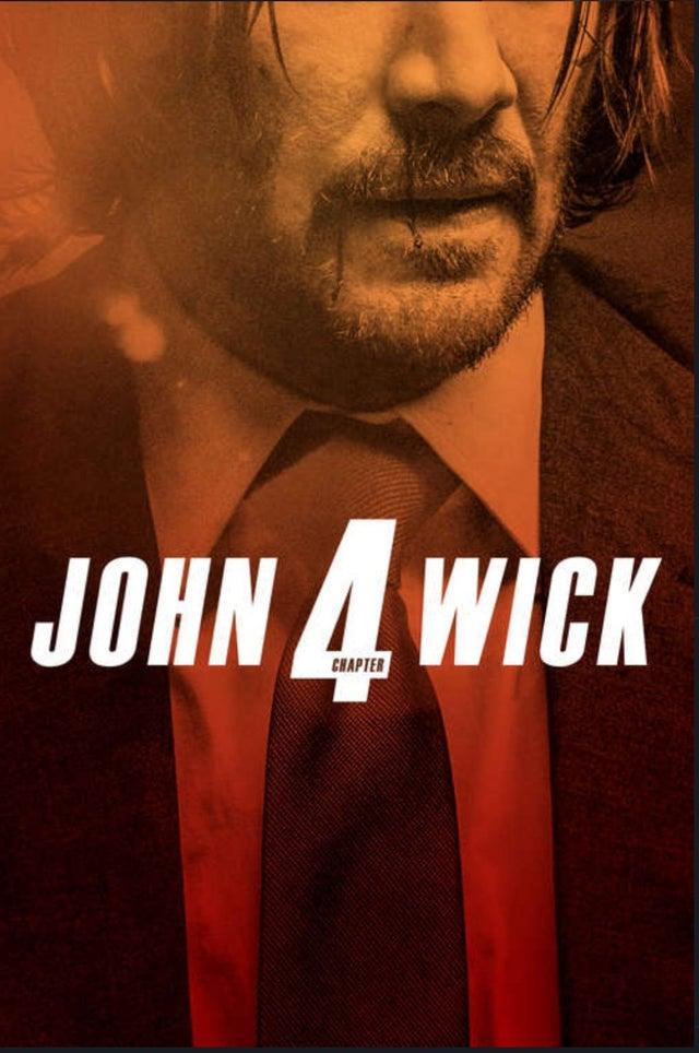 John Wick 4 Release