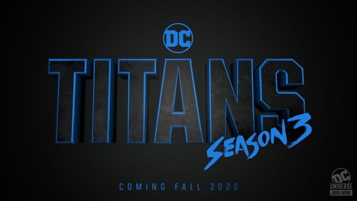 Titans Season 3: Production Wrap Up and Release Date Updates