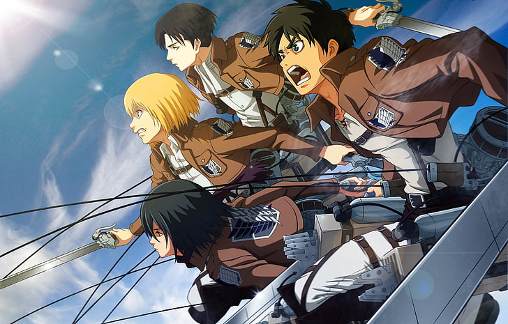 Attack On Titan Season 4 Release Date Confirmed Expected Plot Characters And All Other Recent Updates Is Attack On Titan 4 The Last Season The Global Coverage