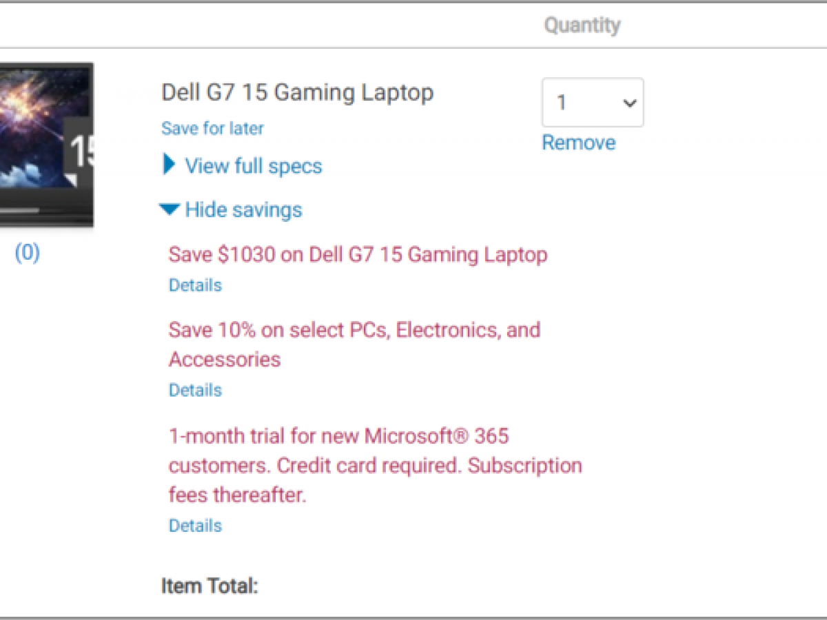 Dell Gaming Laptop Offers A Major Price Cut With Couple Of Coupons The Global Coverage