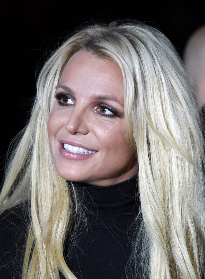 Britney Spears debuts racy new single; Claire Danes, Hugh