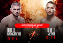 How to Watch Khabib Nurmagomedov vs Justin Gaethje: UFC 254 Live Stream, Watch Online
