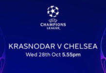 Krasnodar vs Chelsea Live Stream, Prediction, Team News, Champions League Live Date time and venue