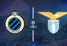 Watch LIVE: Club Brugge vs Lazio Live Stream, Prediction, Team News, Champions League Live Date time and venue