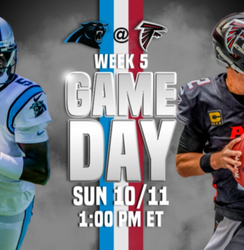 How to Watch Panthers vs. Falcons live stream, NFL Match Prediction, Date time and venue