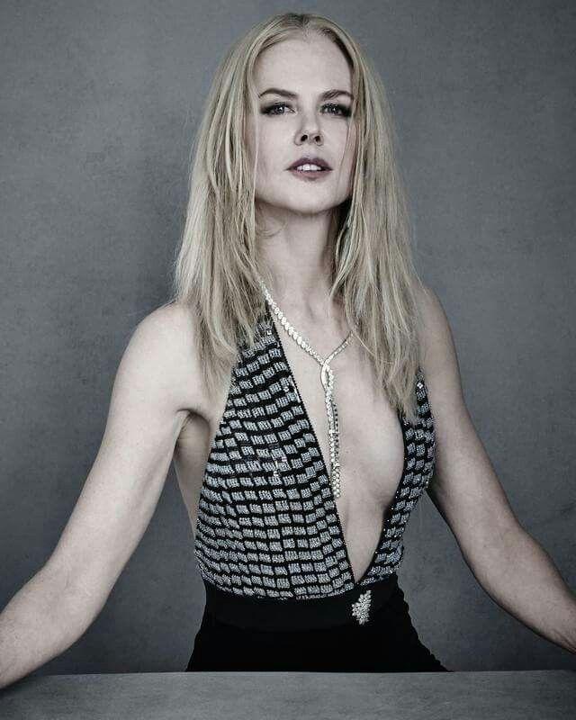 Hollywood A-lister Nicole Kidman talks about sex scene