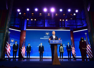 'America Is Back' Biden Says As He Introduces His National Security Team