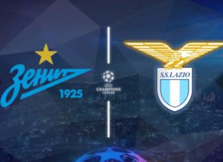 Zenit vs Lazio LIVE Stream