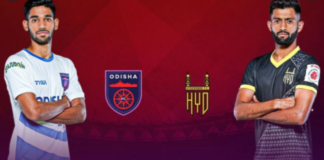 Hyderabad FC vs Odisha FC Dream11 Team: Captain or vice-captain, 11 Players, Playing Tips