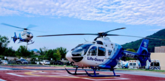 Heavy Requirements of LifeGuard Air Ambulance for COVID-19 care