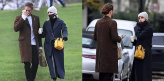 Emma Watson and Leo Robinton Spotted Together Out on a Date