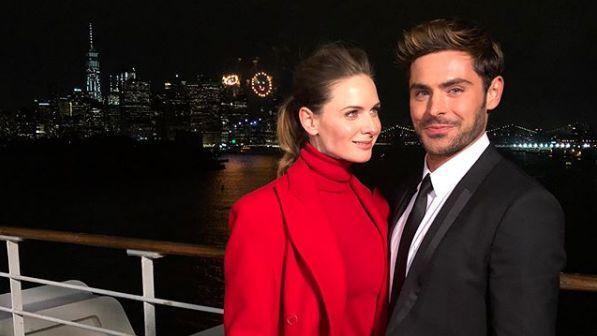 Zac and Rebecca