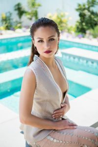 Aimee Carrero As Sofia Rodriguez in young and hungry