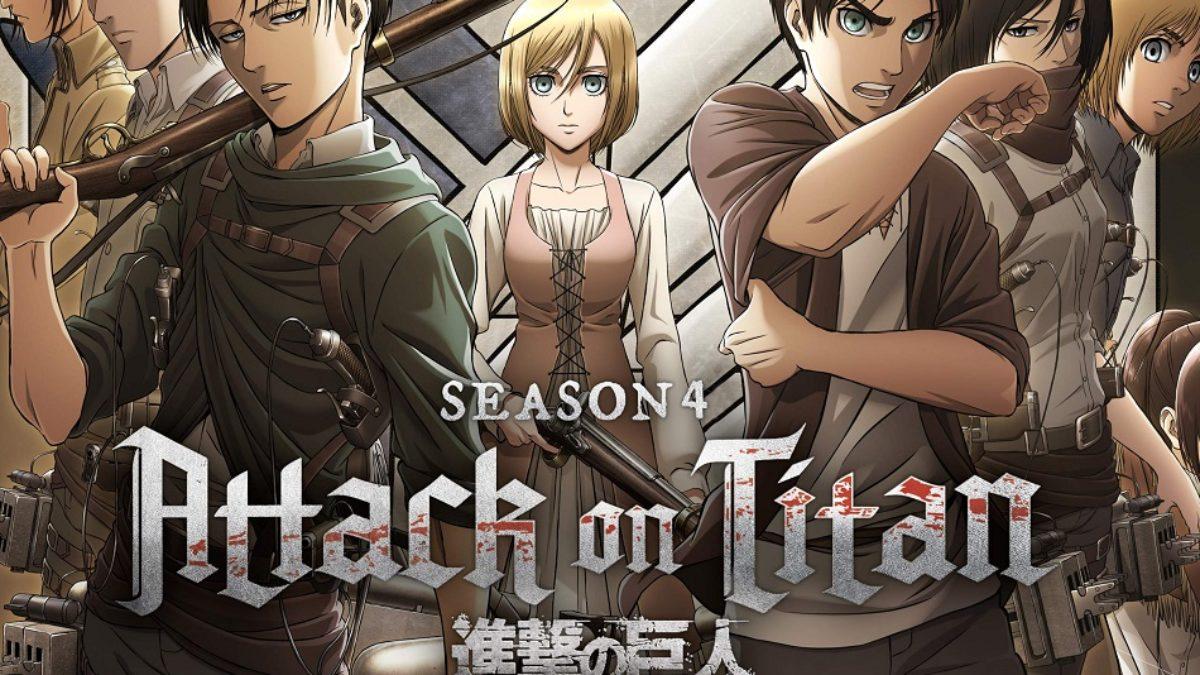 Attack on Titan Season 4: Major Plot Leak by Animator ...