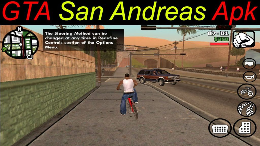 Gta San Andreas Apk For Mobile Free Download The Global Coverage