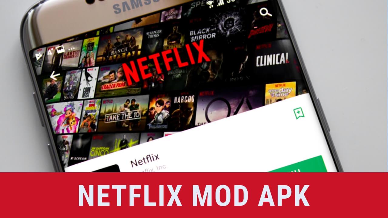 Netflix MOD APK 7.100.0 [Premium Unlock, No Ads, 4K] Download Now