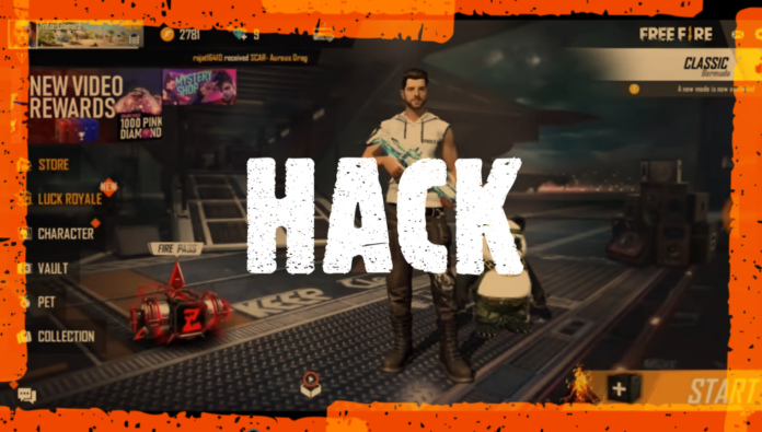 Free Fire Hack APK | Diamond Hack, Unlimited Gold, All skin Unlocked | Download!