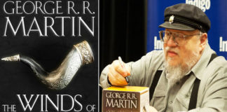 George RR Martin Talks About Winds of Winter Release Date, It's Closer Than You Think