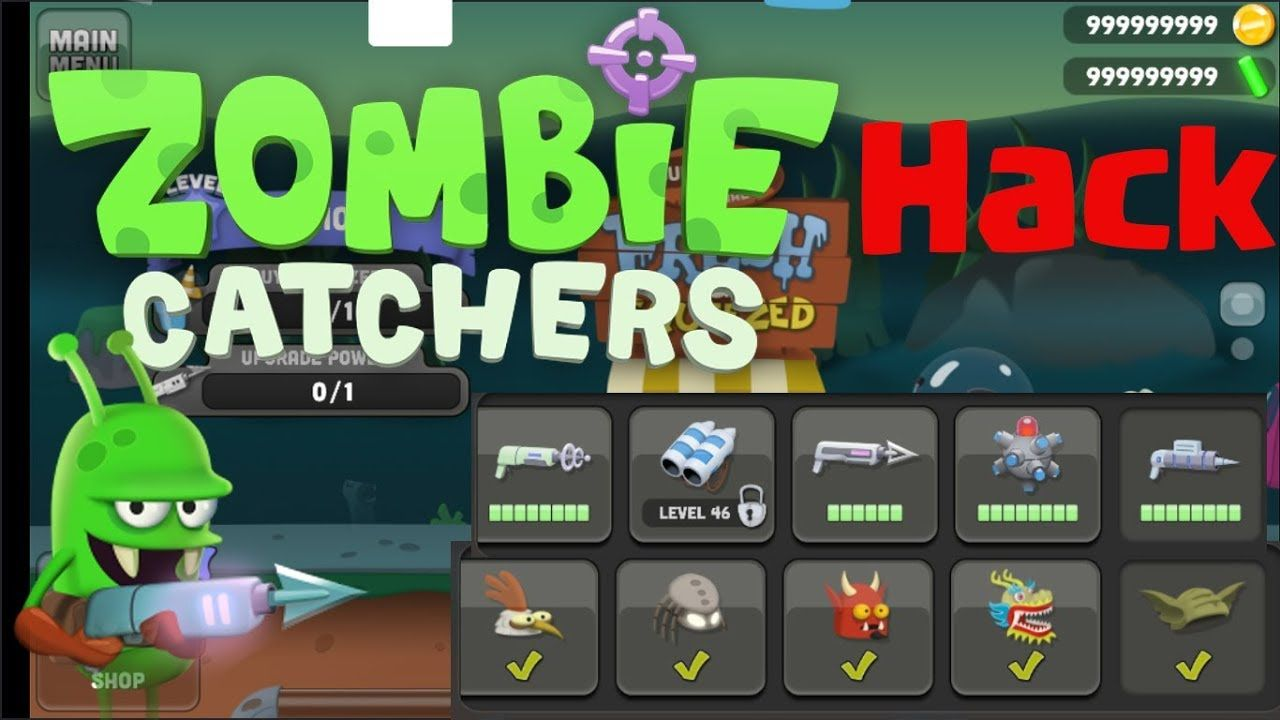 Zombie Catchers Mod Apk v1.30.7 [Unlimited Money] Download for Android