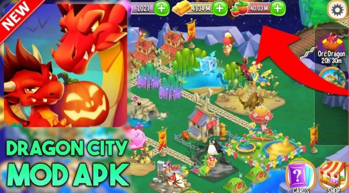 Dragon City Mod Apk Unlimited Coins And Gems Free Download The Global Coverage
