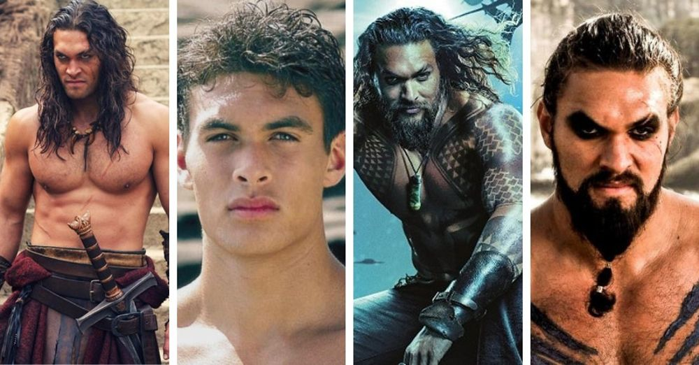 From Game of Thrones to Aquaman: See Jason Momoa Journey as the Saviour of DCEU