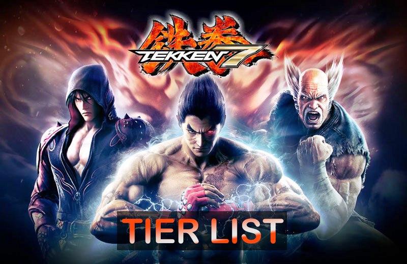 Tekken 7 Tier List 2021: Best Characters in Tekken 7 Ranked