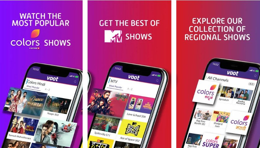 Voot Mod Apk [All premium Unlocked] for Android - The Global Coverage