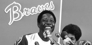 Hank Aaron - Home Run King Dies at 86!