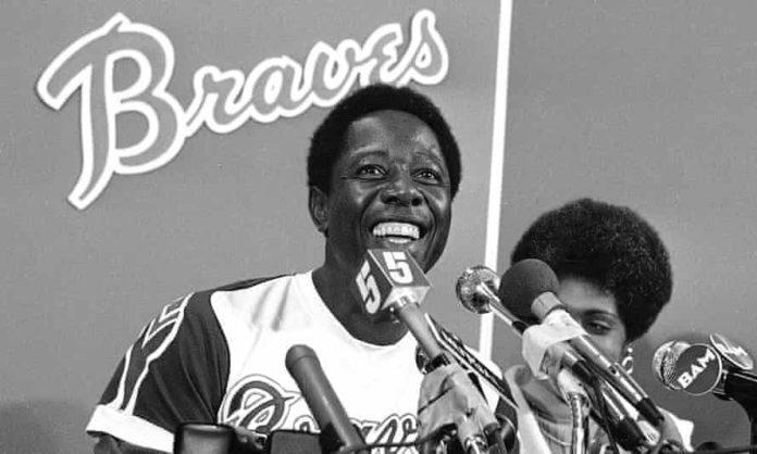 Hank Aaron - Home Run King Dies at 86!