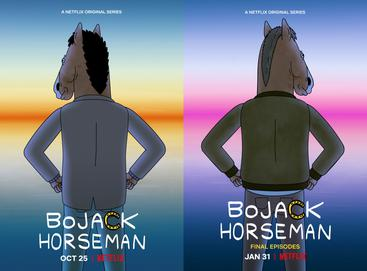 Bojack horseman season 6 Release date and Second half Release date And More