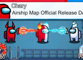 Among Us Airship Map Release Date, Trailer  How to Play Among Us Airship Map?