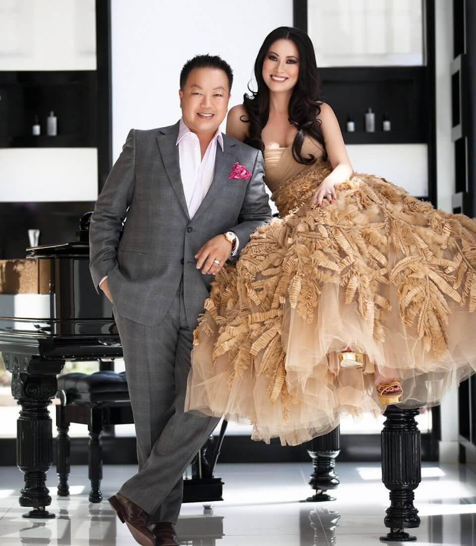 Christine and Dr Gabriel Chiu Net Worth? - Surprising Net Worth