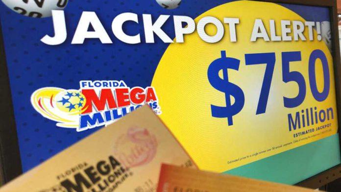 Mega Millions 1 Billion Dollar Win In Michigan!
