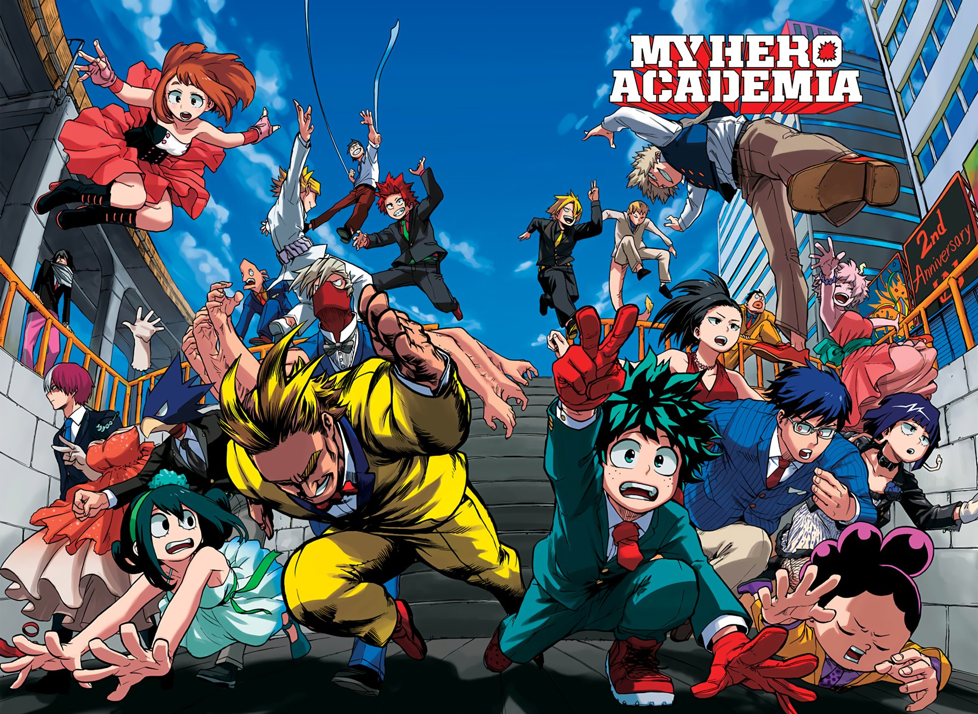 My Hero Academia Season 5 Release Date, Story, Cast and More Updates