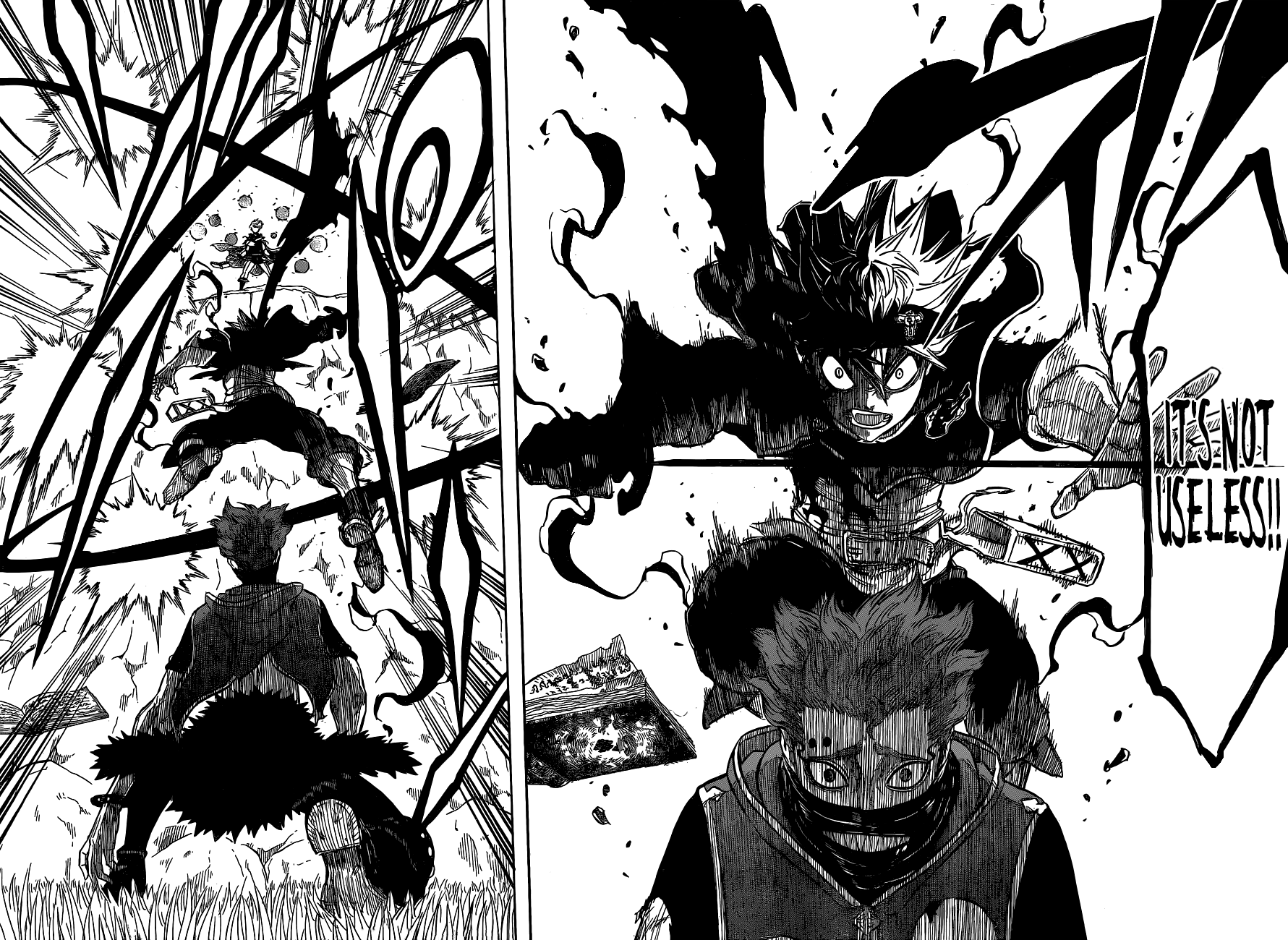 Black Clover Chapter 284: is all set to release next week. The manga was supposed to release earlier but it was delayed due to production reasons