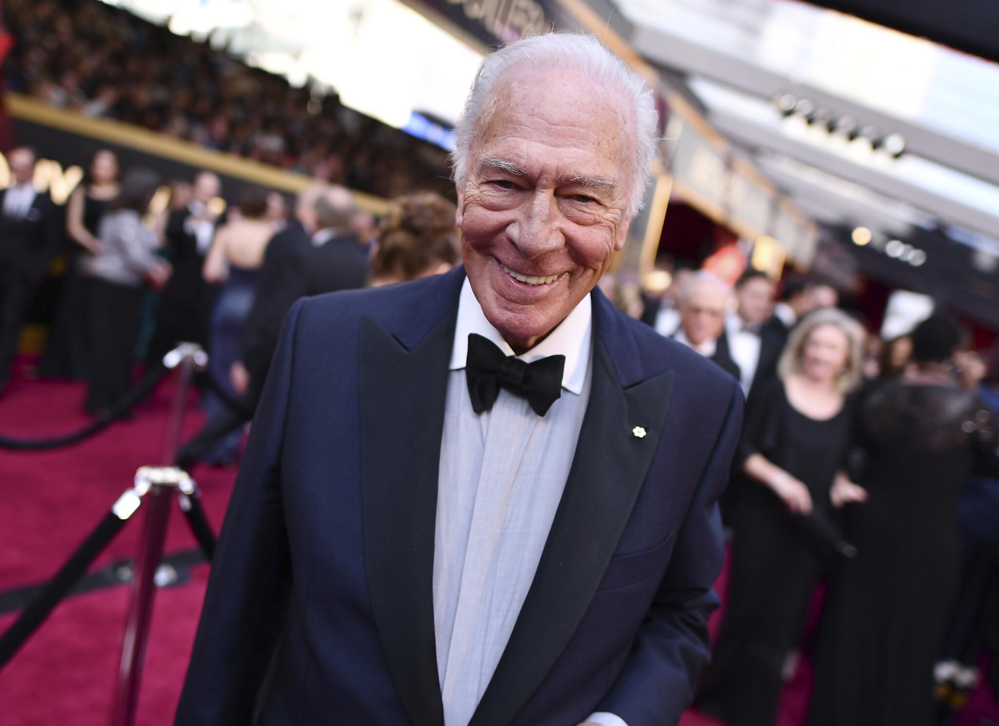 Christopher Plummer Net Worth, Age, Wife, Death, Oscar winner