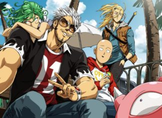 One Punch Man Chapter 140 Released Date, READ ONLINE !!!