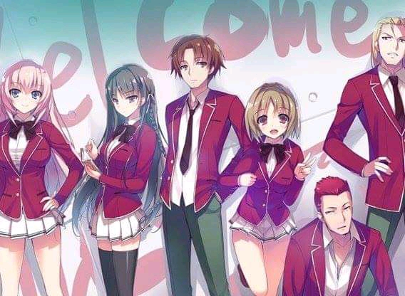 Classroom of the Elite Season 2 Release Date Announcement 2021, Story Updates