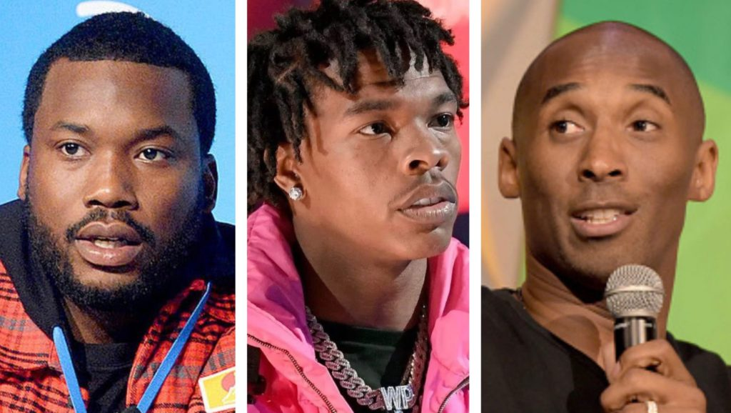 Did Meek Mill disrespect Kobe Bryant in new song? Rapper dubbed a 'clown' for lyrics referring to chopper crash