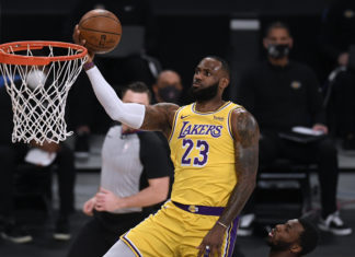Lebron James is 15 Points Away To Reach 35000 Career Points