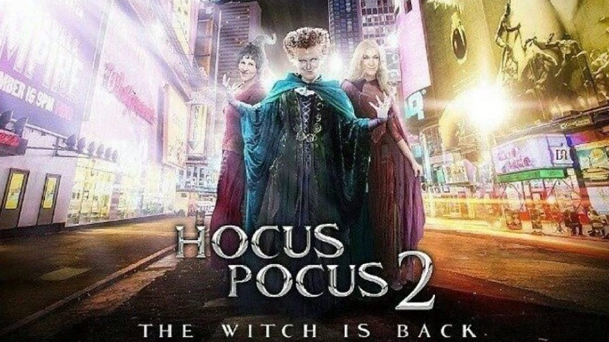 Hocus Pocus 2: Release Date on Disney Plus, Story, Cast and More