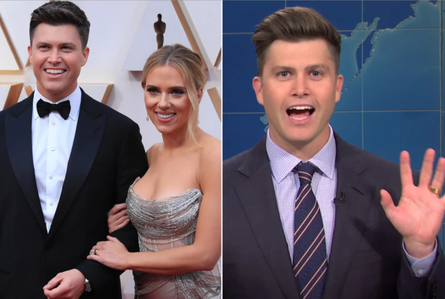 Colin Jost and Scarlett Johansson Relationship Timeline: Dating History & Marriage