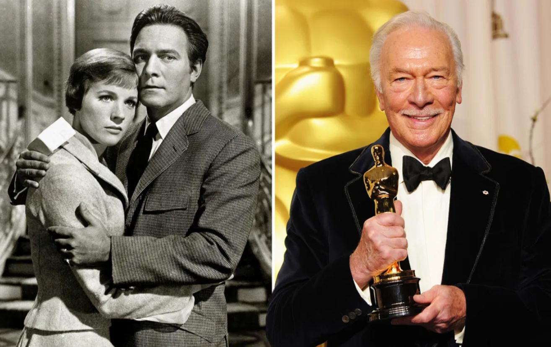 Actor Christopher Plummer death at 91   Oscar Award Winning Actor