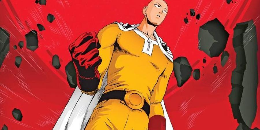 read one punch man