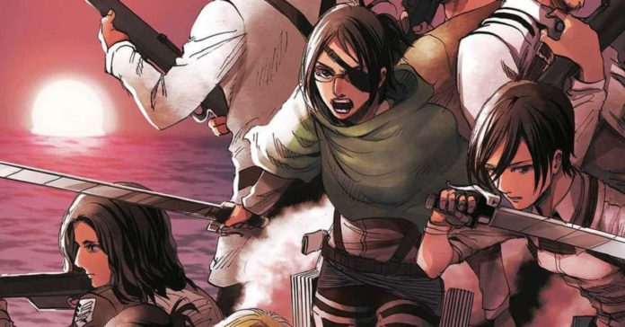 Attack On Titan Chapter 137: Release Date ,Cast, Watch Online & More