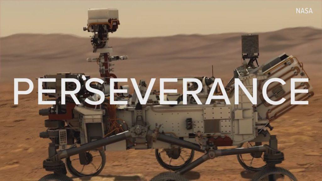 NASA Rover Perseverance Lands Successfully On Mars