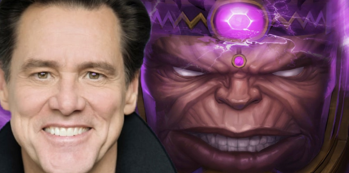 Jim Carrey Joining MCU as Iron Man's Nemesis MODOK, Disney Confirms